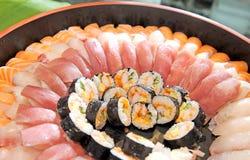 Japanese food - Sushi Royalty Free Stock Photo