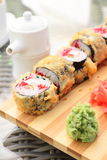 Japanese food - sushi Stock Photo
