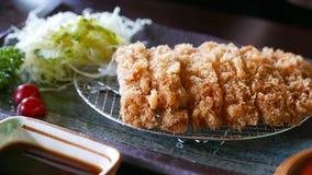 Japanese food Tonkatsu Stock Images