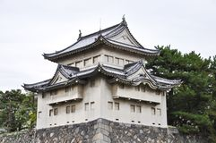 The Japanese Fort of Nagoya Castle Stock Photo