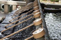 Japanese fountain Stock Photos