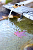 Japanese fountain Royalty Free Stock Photos