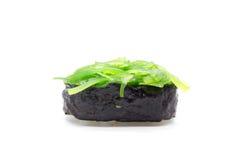 Japanese fresh maki sushi Royalty Free Stock Photos