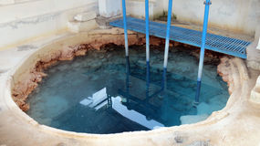 Japanese fresh water well Stock Photography