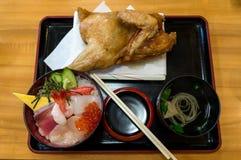 Japanese fried chicken Stock Photo