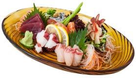 Japanese fusion food Royalty Free Stock Image