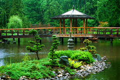 Free Japanese Garden Stock Images - 13035154