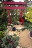 Japanese garden Stock Photography