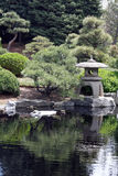 Japanese Garden. A peaceful Japanese Garden. This is one of the exhibits at the Denver Botanical Gardens in Denver, Colorado, USA Stock Images