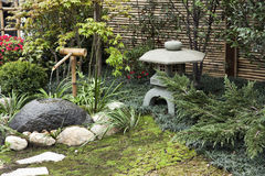 Free Japanese Garden Stock Photography - 23588902