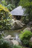 Japanese Garden. View Royalty Free Stock Image