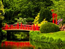Free Japanese Garden Royalty Free Stock Photos - 4176438