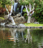 Japanese Garden stock images
