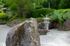 Japanese Garden. In the Benediktushof Holzkirchen Stock Images