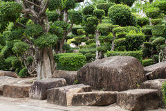 Japanese Garden Royalty Free Stock Image
