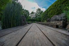 Japanese Garden. Floor of a Japanese garden stock images