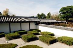 Japanese Garden in Kyoto royalty free stock photo