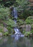 Japanese garden landscape Stock Image