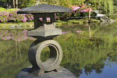 Japanese Garden, Seattle, USA Royalty Free Stock Photo