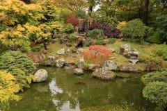 Japanese garden. A view from Japanese garden, San Francisco Stock Photos