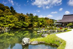 Japanese garden,  Stock Images