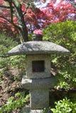 Japanese gardens and Azaleas in spring in National Arboretum, Washington D.C. Royalty Free Stock Photos