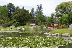 Japanese Gardens, Buenos Aires, Argentina Stock Photo