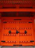 Japanese gate Royalty Free Stock Photos