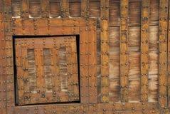 Japanese gate Stock Image