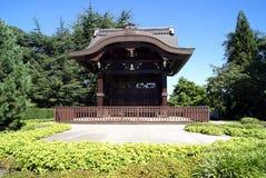Japanese Gateway, Royal Botanic Gardens, Kew Gardens, London, England Royalty Free Stock Images