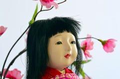 Japanese, Geisha.doll. stock image