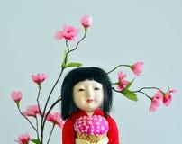 Japanese, Geisha.doll. Royalty Free Stock Image