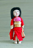 Japanese, Geisha.doll. Stock Image