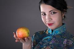 Japanese girl Royalty Free Stock Image