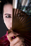 Japanese girl Royalty Free Stock Photo