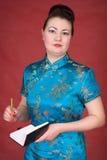 Japanese girl Royalty Free Stock Photography