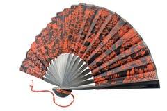 Japanese  hand fan Stock Photo