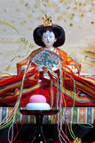 Japanese Hina Doll Stock Photos