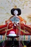 Japanese Hina Doll Stock Photos
