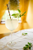 Japanese Honeysuckle lemonade Stock Images