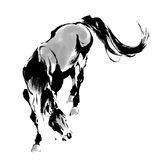 Japanese horse Stock Photos