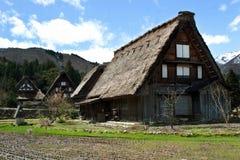 Japanese house, Royalty Free Stock Image