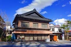 Japanese House Royalty Free Stock Photo