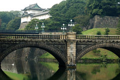 Japanese Imperial Palace Stock Photo