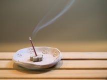 Japanese incense Stock Photo