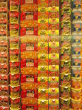 Japanese Instant Noodles Stock Images