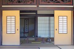 Japanese interior Stock Photos