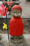 Japanese jizo Royalty Free Stock Image