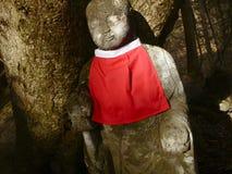 Japanese Jizo Royalty Free Stock Photos