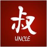 Japanese Kanji Royalty Free Stock Image